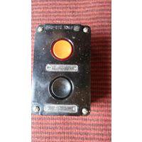 Пост управления кнопочный