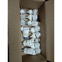 Не рабочие лампочки на запчасти (13шт цена за все)