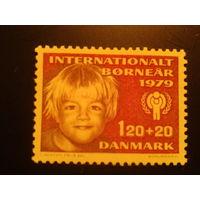 Дания 1979 день детей