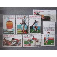 Гвинея-Биссау. 1988. Олимпиада. Сеул