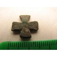 Крестик (запчасть от какого-то знака)