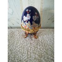 Яйцо пасхальное-шкатулка