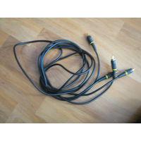 Удлинительные жгуты-2 штуки с анодированными наконечниками(папа)