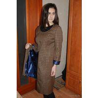 Мода и стиль. Френч- пальто  для деловой Леди р. 50