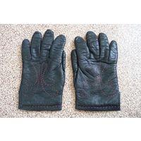 Перчатки из натуральной кожи, утепленные (Германия)