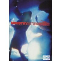 "Ministry  DVD "" Sphinctour"" 2002"