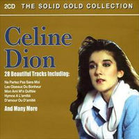 2CD Celine Dion - The Solid Gold Collection (2006) UK
