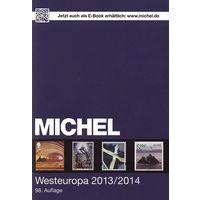 Michel 2013/14 - Марки Западной Европы - на CD