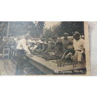 Фотография ШАХМАТНЫЙ ТУРНИР 1937 г. Нагорное