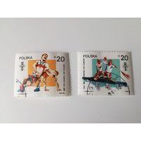 Польша 1988. ОИ. Спорт