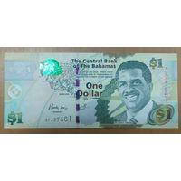 1 доллар 2008 года - Багамские острова (Багамы) - UNC