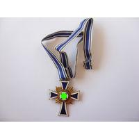 Материнский крест в золоте. Оригинал. Оригинал. Арт 51.