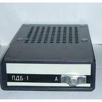 Переключатель света фар (плавное) дальний-ближний ПДБ-1.