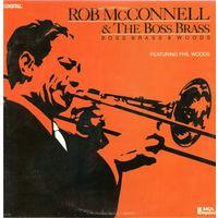 Rob McConnell & The Boss Brass Featuring Phil Woods, Boss Brass & Woods, LP 1960