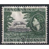 1954 - Кения - Уганда - Танганьика - Килиманджаро Mi.102