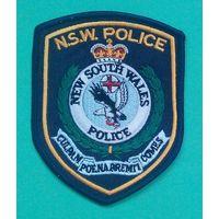 Австралия, полиция штата Новый Южный Уэльс