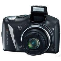 Цифровой фотоаппарат Canon PowerShot SX130 IS черный