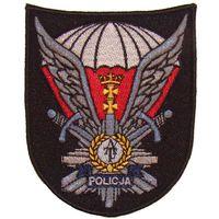 Полиция, антитеррористический отдел г. Гданьск