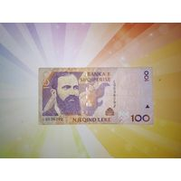 Албания 100 лек 1996г