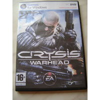 """Crysis: Warhead"" DVD"
