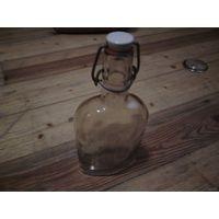 Бутылка пивная с пробкой 0,35L