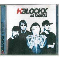 CD H-Blockx - No Excuses (2004) Alternative Rock