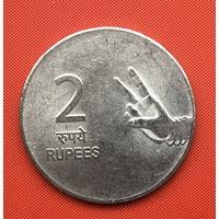 75-14 Индия, 2 рупии 2010 г.