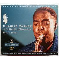 5CD-box Charlie Parker - A Studio Chronicle 1940 - 1948 (23 Sep 2003)