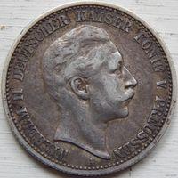 30. Германия 2 марки 1902 год*