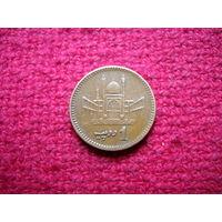 Пакистан 1 рупия 2001 г.