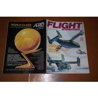 Авиационный журнал FLIGHT INTERNATIONAL - май 1988