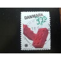 Дания 1989 Европа