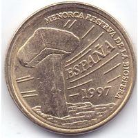 Испания, 5 песет 1997 года.  Болеарские острова.