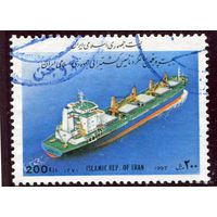 Иран. 25 лет иранского торгового флота