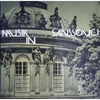 Music In Sanssouci  1961, HM, LP, EX,Barock, Germany