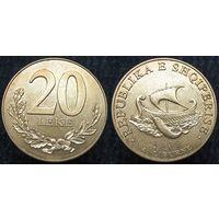 W: Албания 20 лек 2000 (143)