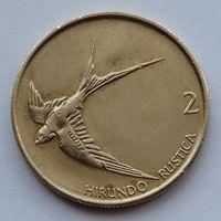 Словения 2 толара. 1995
