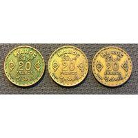 ЦІКАВІЦЬ АБМЕН! 20 франкаў 1952