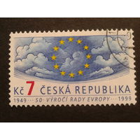 Чехия 1999 50 лет евросоюзу
