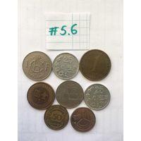 Сборный лот #5.6 с экзотикой, без СССР и СНГ