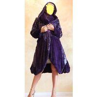Эксклюзивное меховое пальто, Турция, 46-48-50 размер