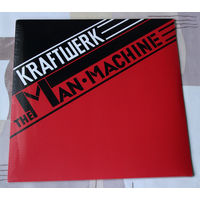 "Kraftwerk ""The Man Machine"" (Vinyl)"