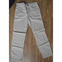Льняные мужские брюки