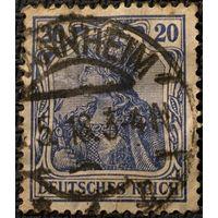 ЦІКАВІЦЬ АБМЕН! 1902, 20 пфенігаў