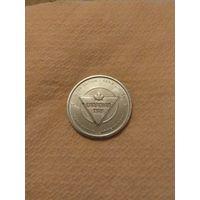 Канада торговый доллар 2010 (Токен)