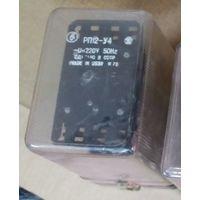 Реле промежуточное РП12-У4 220V 50Hz
