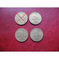 10 евроцентов 2007, 2008 годов Греция (р)