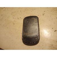 Лот 1178. Мобильный телефон Alcatel модель OT-710D на запчасти. Старт с 1 рубля!