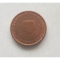 5 евроцентов 2008 Нидерланды
