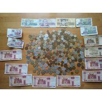 Монеты (216 штук)